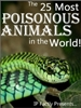 25 of the Most Poisonous Animals