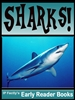 sharks early reader books