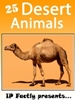 25 desert animals