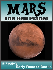 MARS - The Red Planet! Space Books