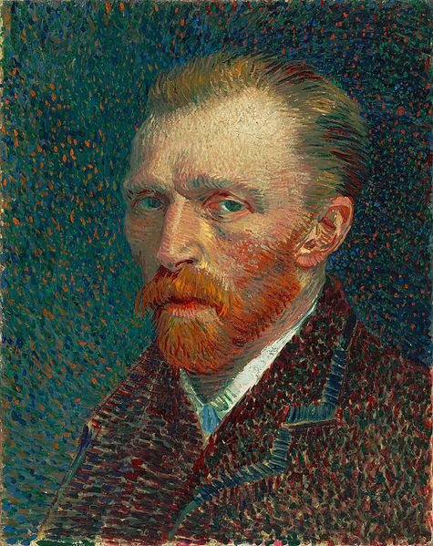 Vincent van Gogh (1853–1890) Self-portrait  Spring 1887