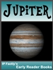 Jupiter - space book for kids