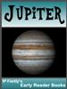 Jupiter - space book for kids