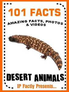 101 desert animals facts