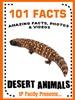 101 desert animals for kids