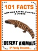 101 desert animals for kids