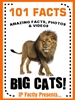 101 big cats facts for kids