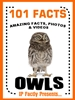 101 Owl Facts for Kids