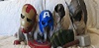 The Pug-vengers.