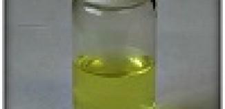 Chlorine dioxide solution