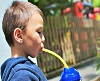 Thirsty Little Man