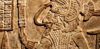 Aztec Carving