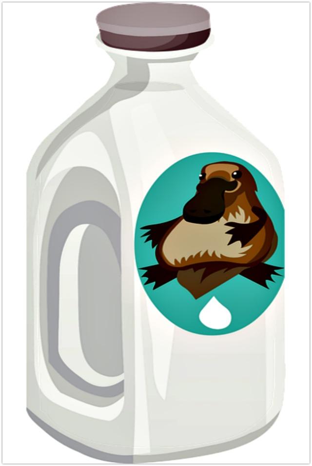 Milk platypus