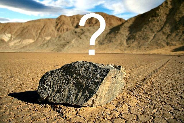 Racing Rock Mystery