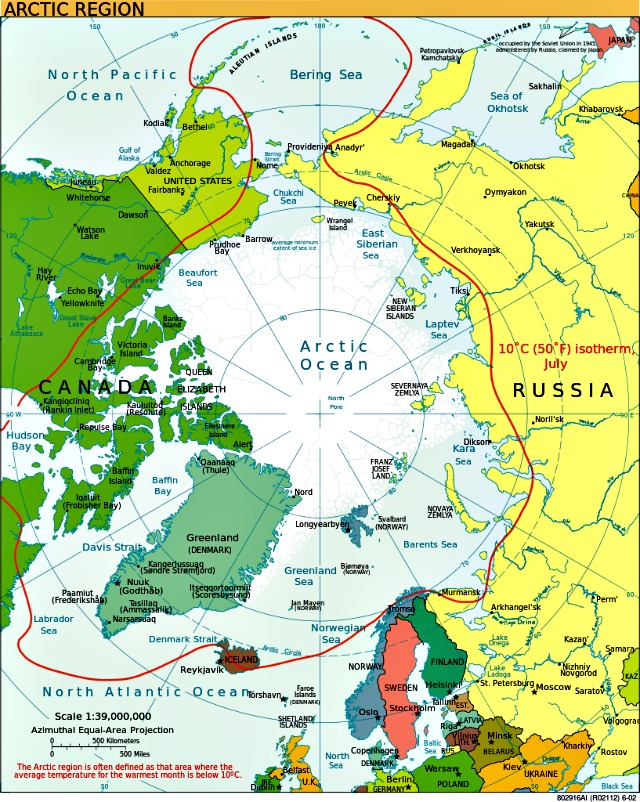 Link The Smallest Ocean In The World Is The Arctic Ocean - Smallest ocean in the world