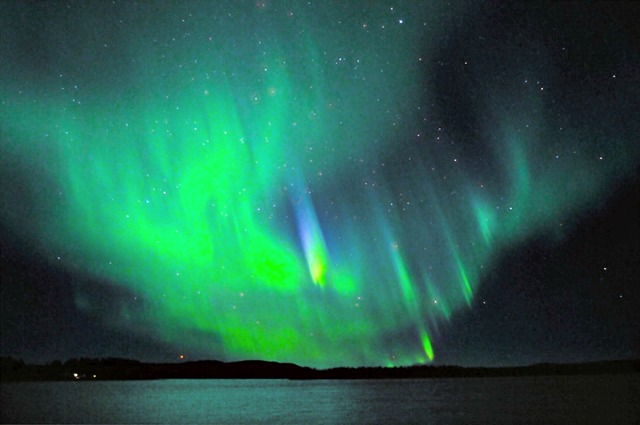 Link #47: Spectacular Lights Dance in the Sky at the Earth ...