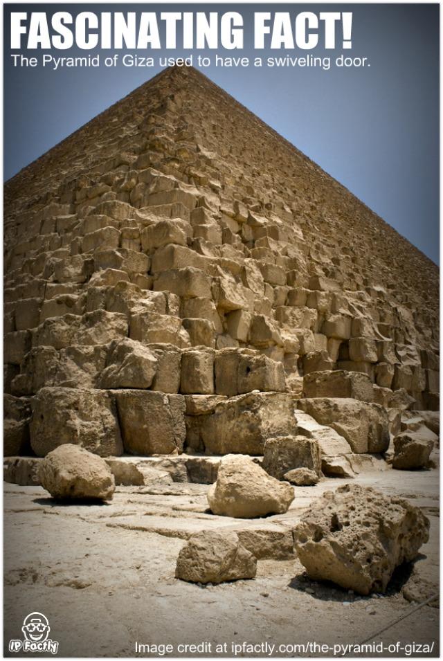 The Pyramids of Giza - Egypt