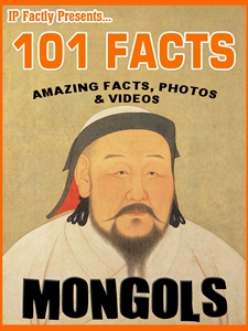 101 mongols facts - history books