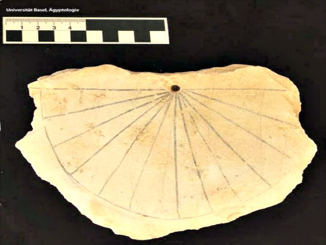 Ancient-egyptian-sundial