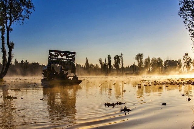 Lake_Xochimilco