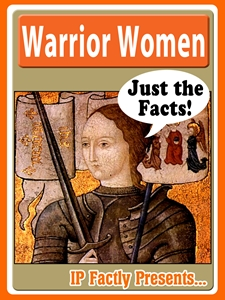 warrior women biography books