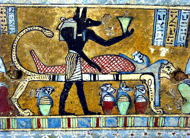 Anubis_Sarcophagus_wood_Egypt