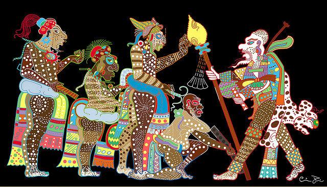 Mayan Fun Facts For Kids