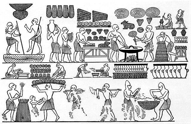 Ramses_III_bakery_ancient_egypt_food