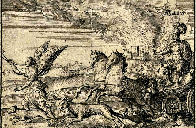 Wenceslas_Hollar_-_The_Greek_god_Mars
