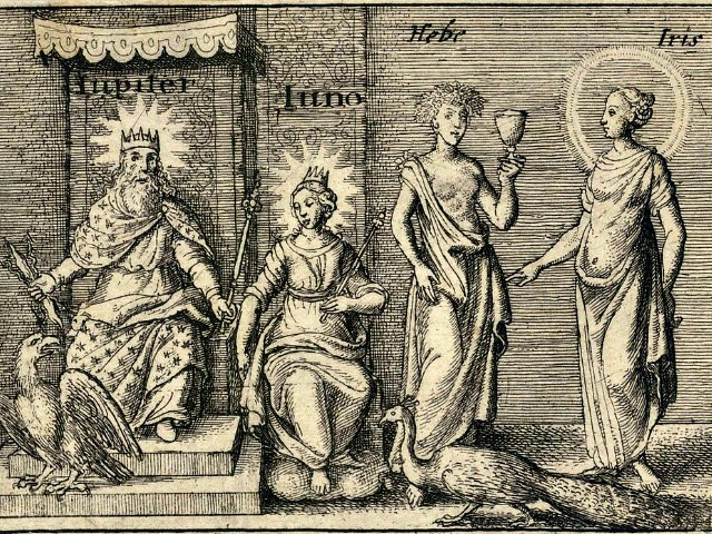 Wenceslas_Hollar_-_The_Greek_gods