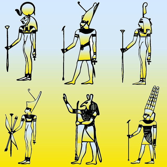 Ancient egypt gods and goddesses fun facts you need to know ancient egypt gods and goddesses publicscrutiny Image collections