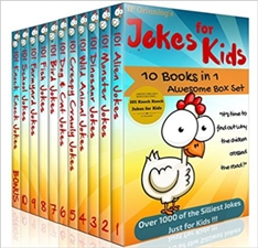 joke book 10 pack