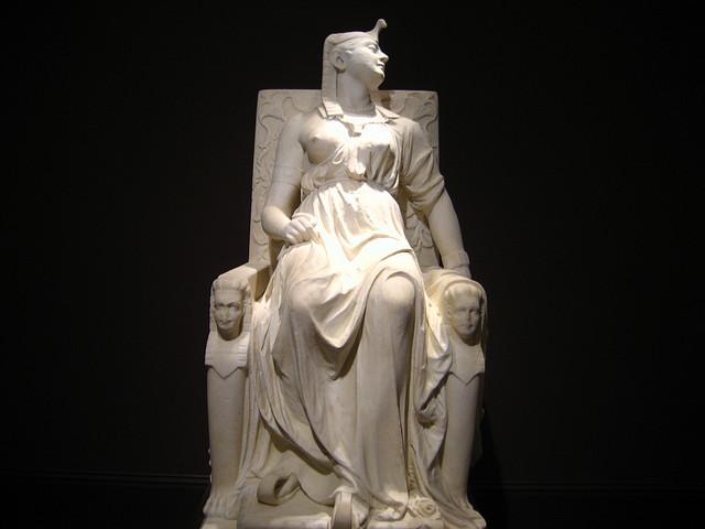 Cleopatra's Statue