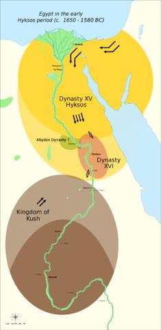 Egypt Hyksos Period