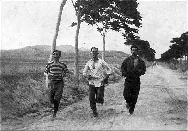 1896 Olympic marathon