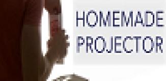 Homemade Projector