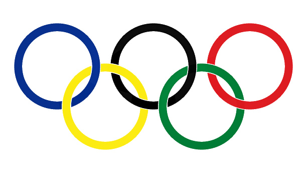 Olympic Rings Texture