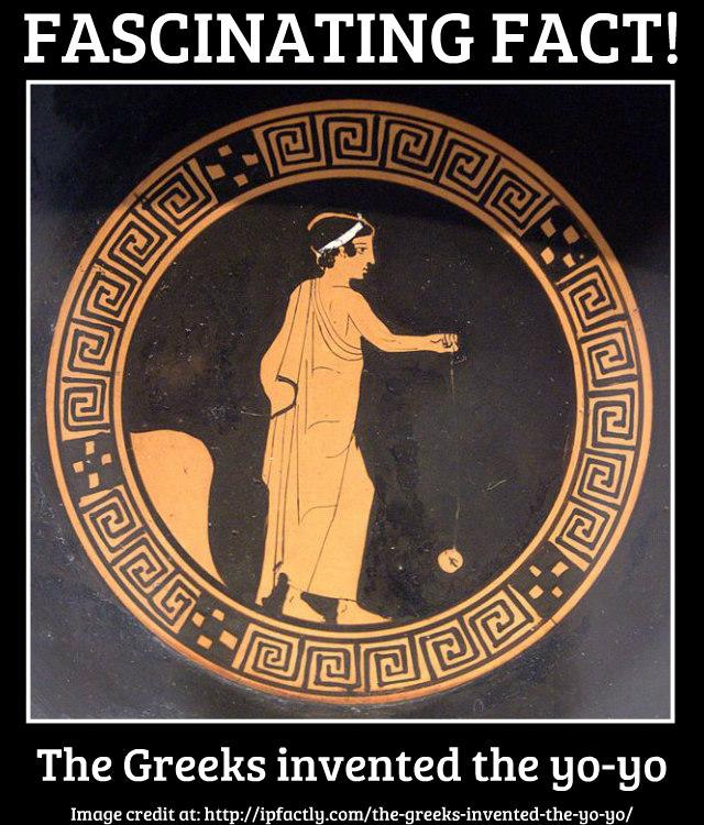 terracotta yo-yo