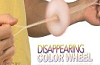 Disappearing Color Mixing Wheel.