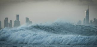 Artificial Tsunami Creation