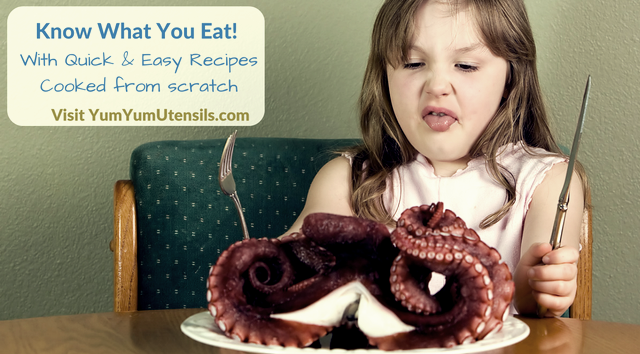 know what you are eating with quick and easy cooking from scratch recipes