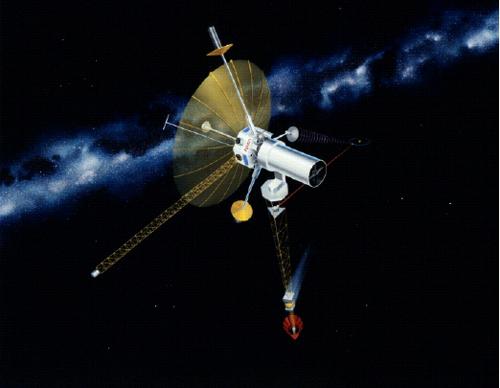 Thousandau1 Space Probe