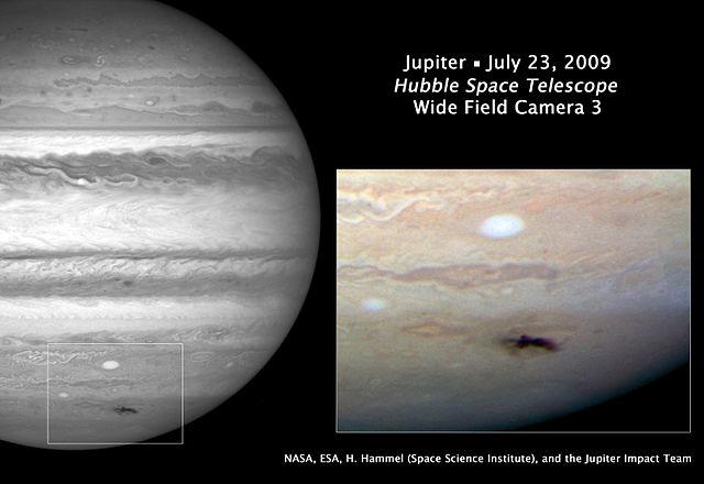 Jupiter Impact 2009