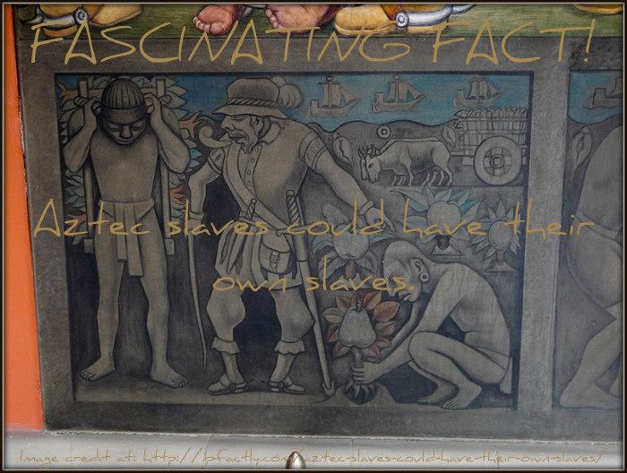 Aztec Slave