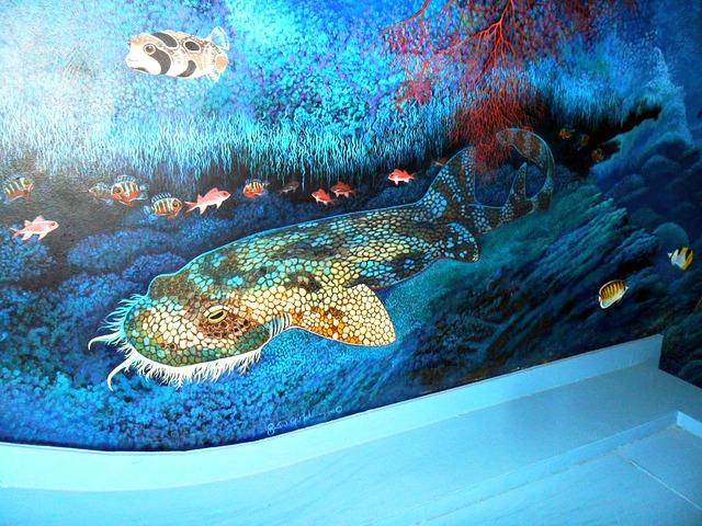 Wobbegong Manly Aquarium