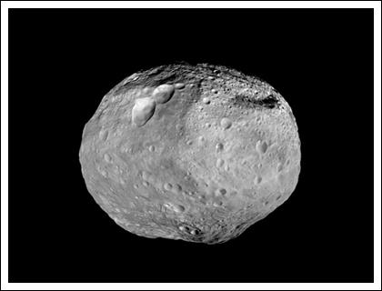 Asteroid Vesta