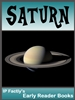 Saturn - Space Books for Kids.