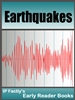 earthquakes for early readers