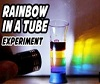 Make Rainbow in a Tube