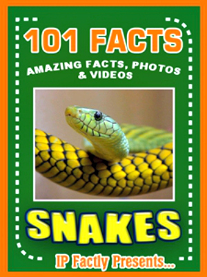 101 snake facts